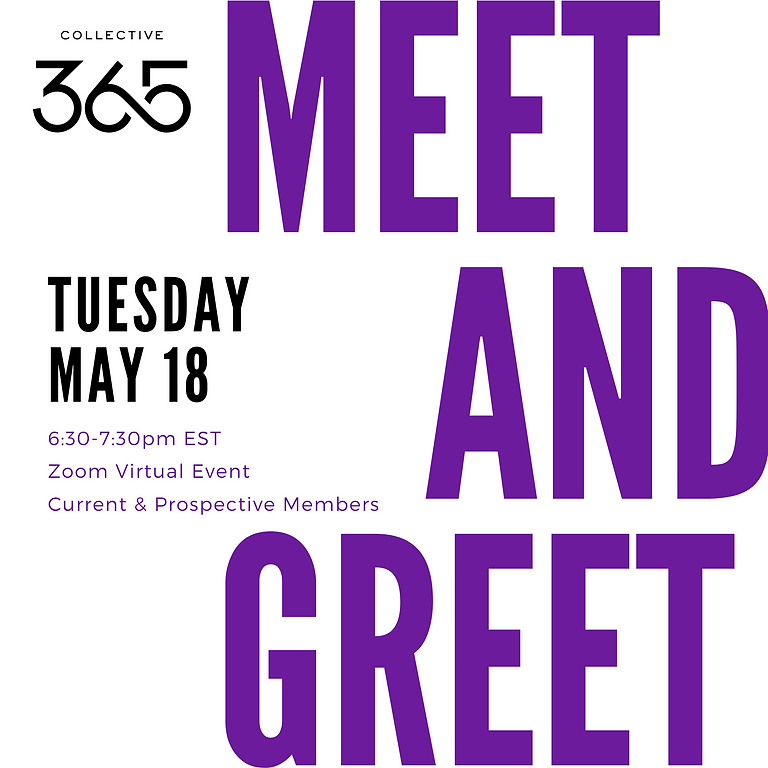 Meet & Greet for Current & Prospective Members