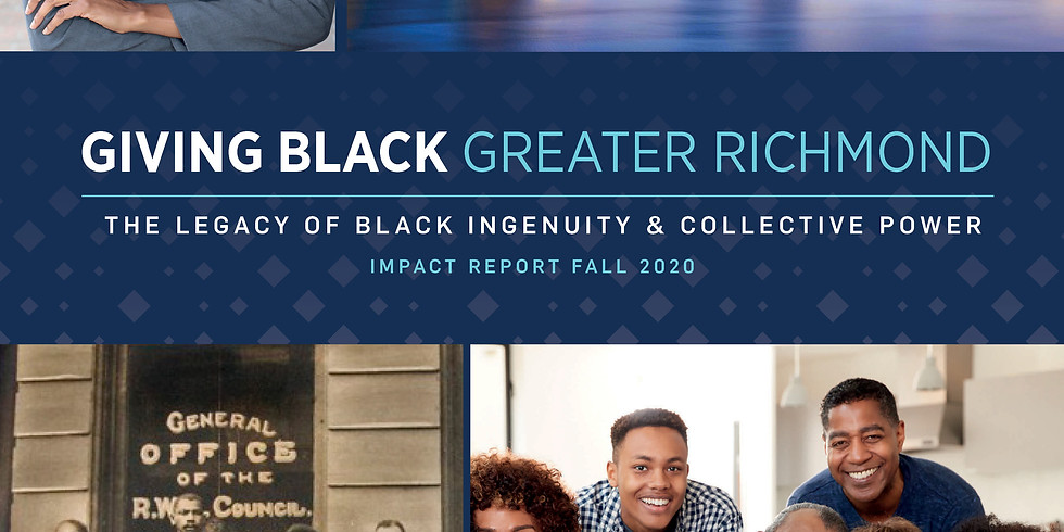 After 5: Giving Black Richmond Report Discussion + Q & A