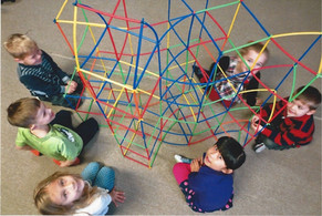 When was the last time you saw child care that looked like this?