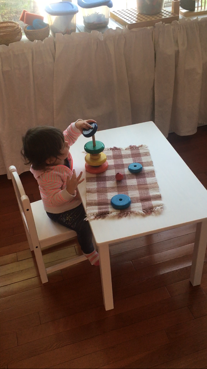 Hands-on learning as early as 18 months!