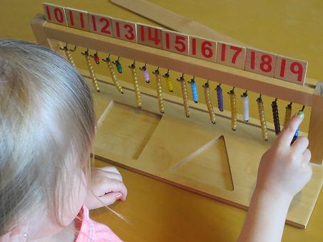 Math and numeracy skill development