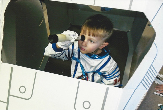 Imagination and space exploration go hand in hand.