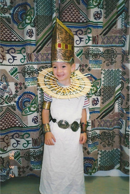 Learning about Egypt...the fun way!