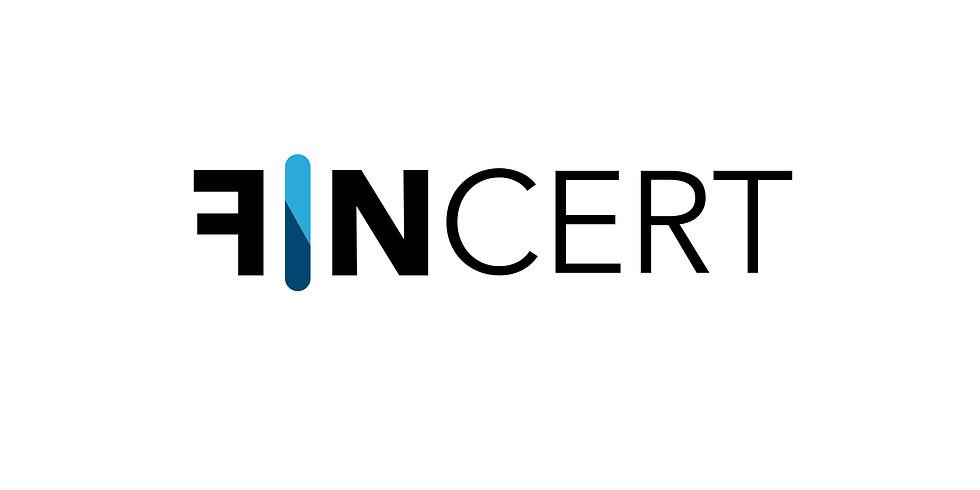 FinCert® - Seminar 1