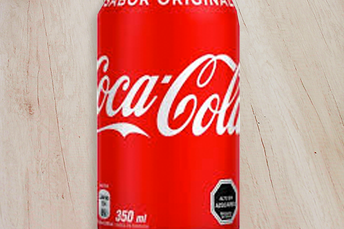 COCA COLA NORMAL LATA