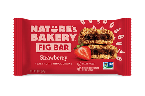 FIG BAR FRUTILLA