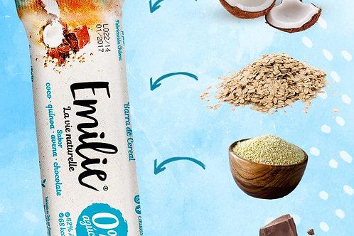 Barra cereal  coco