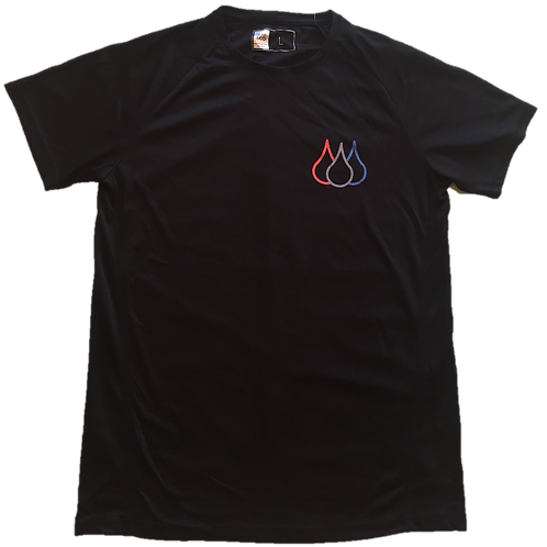 ISF Active T-Shirt (Black)