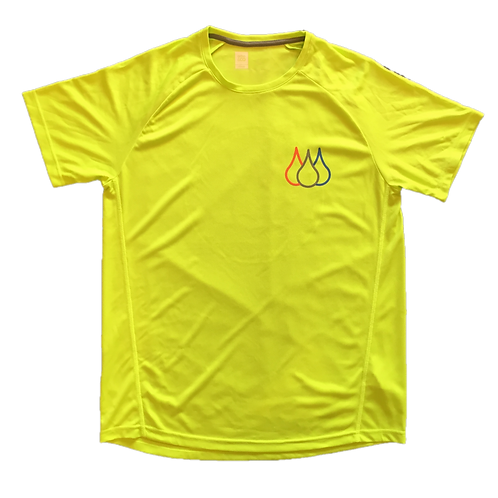 ISF Active T-Shirt (Fluro)