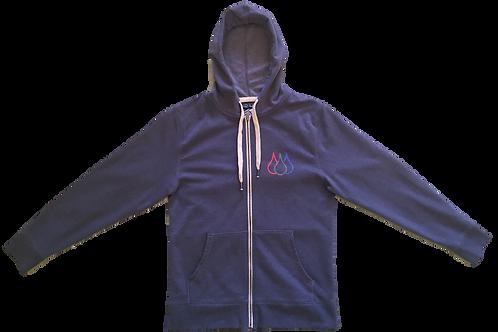 ISF Hooded Jumper (Light Blue)