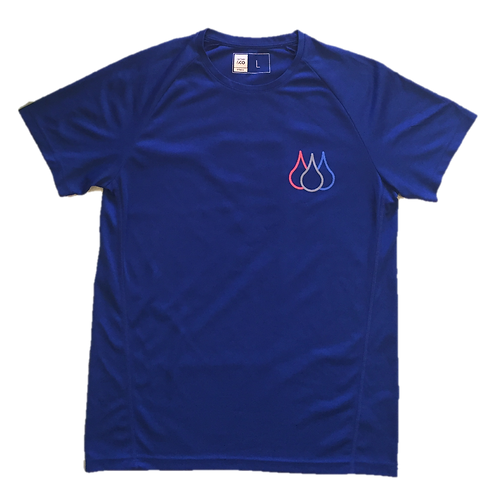 ISF Active T-Shirt (Blue)