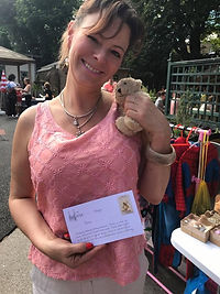 Loved Before Teddy & Story With new Owner - Second Hand Plushies