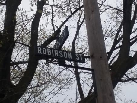 Robinson Street