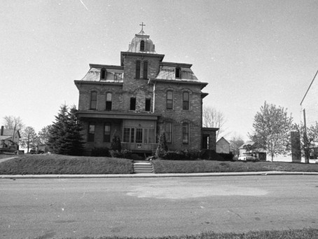 An old article about an old rectory