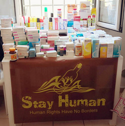 Medicine donate