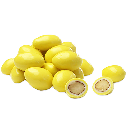 Lemon Créme Almonds (Half Pound Bag)