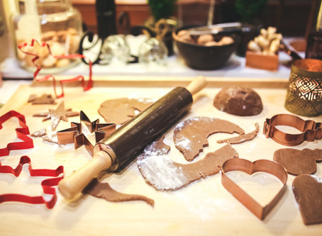 Gingerbread cookies recipe!