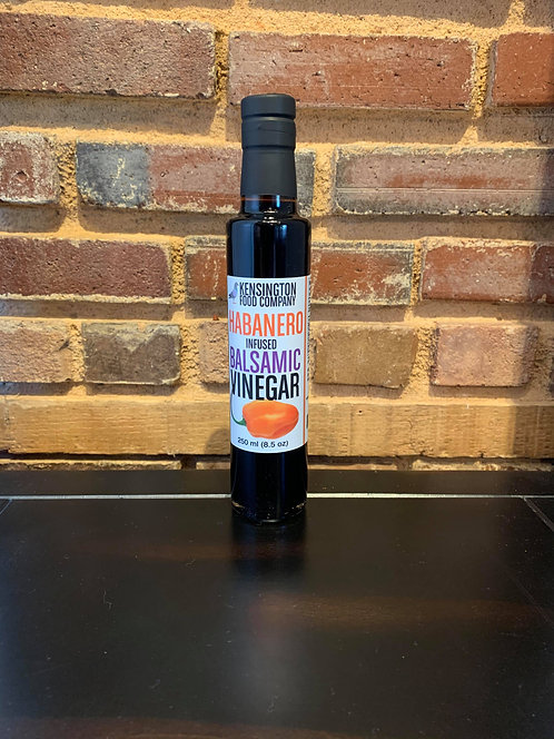Habanero Balsamic Vinegar
