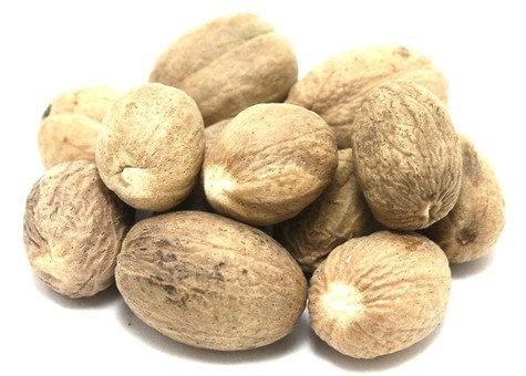 Whole Nutmeg (4 pieces)