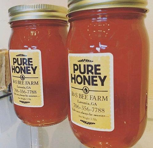 Pure R&S Local Honey