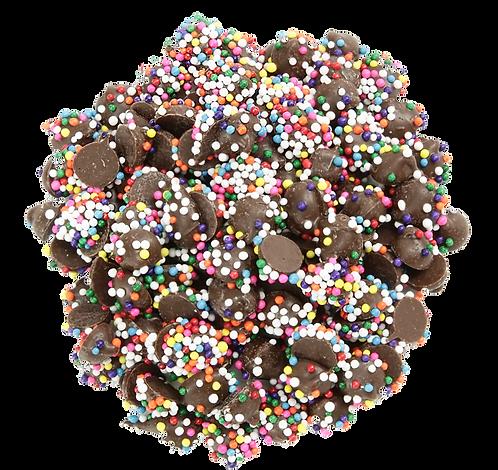 Mini Rainbow Nonpareils (Quarter Pound bag)