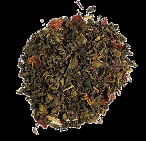 Pomegranate Hibiscus Tea (2 oz.)