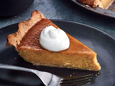 Nancy's Pumpkin Pie Recipe!