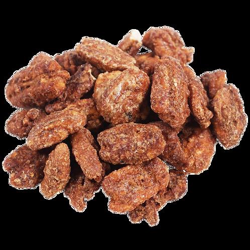 Candied Pecan Pralines (Half Pound Bag)
