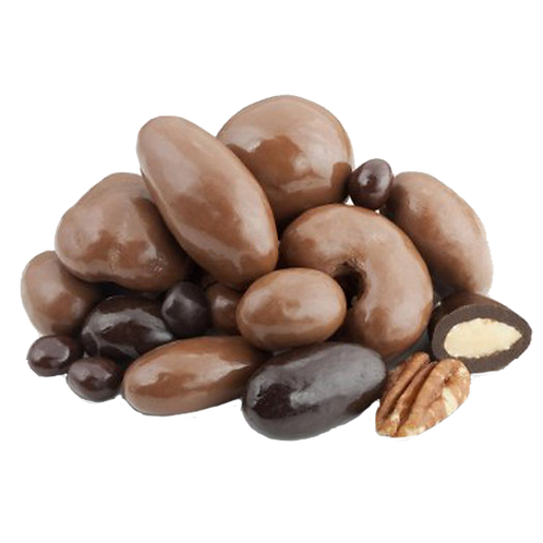 Chocolate Bridge Mix (Half Pound Bag)