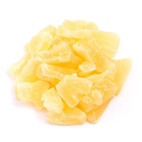 Dried Pineapple Chunks (Half Pound Bag)