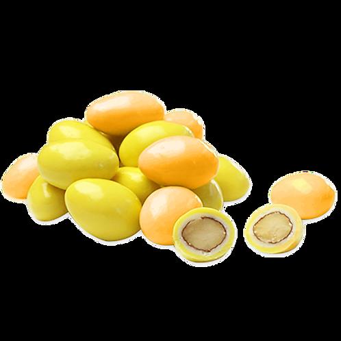Lemon & Orange Créme Almonds (Half Pound Bag)