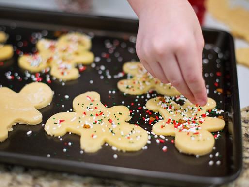 Nancy's Ginger Bread Cookies!