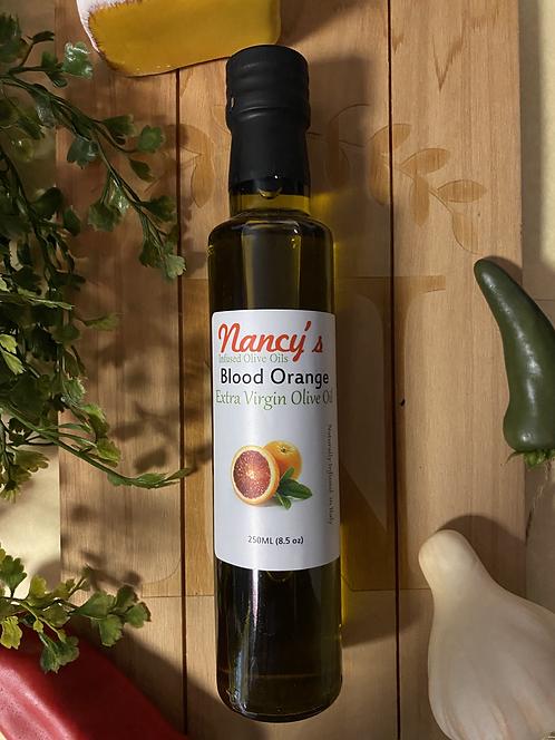 Blood Orange Infused Olive Oil