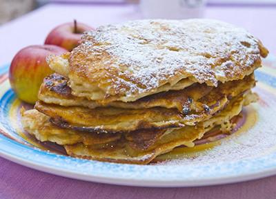 Gingerbread Pancakes Recipe!