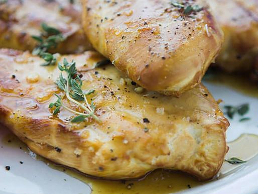 Honey Garlic Grilled Chicken