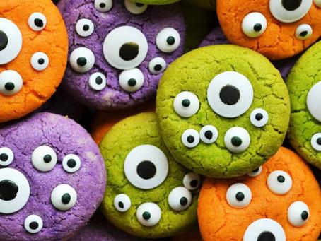 Monster Eye Cookies Recipe!