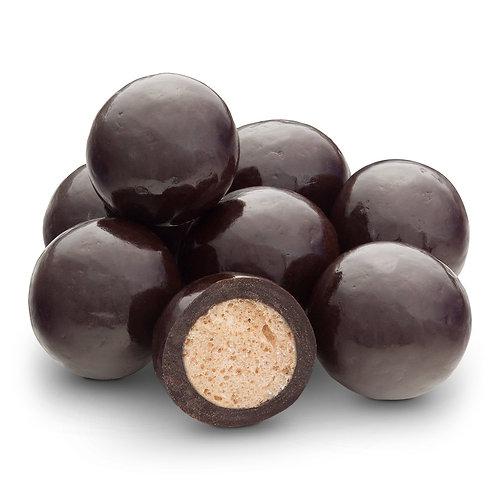 Dark Chocolate Malt Balls (Half Pound Bag)