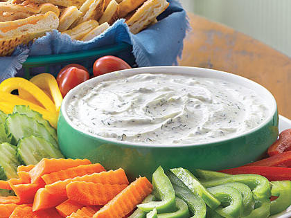 Cool Dill Dip Recipe!
