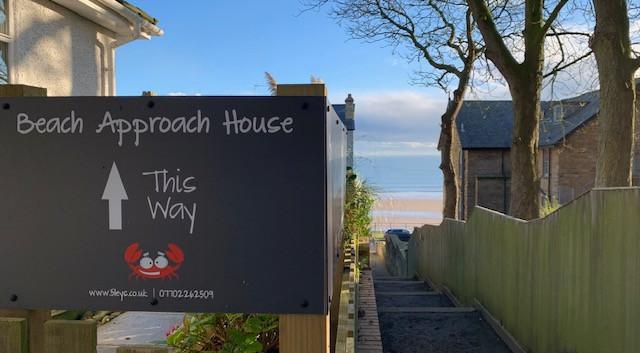 Beach Approach House