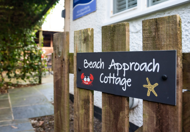 Beach Approach Cottage