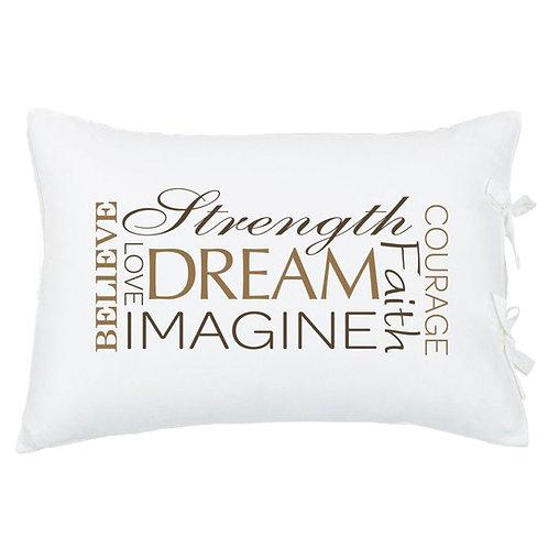 'Inspire Montage' Dreamy Ties Pillow Sham - Single