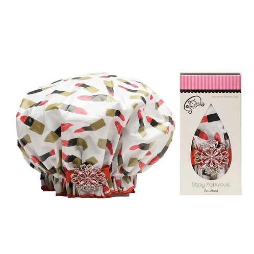 Pucker Up Shower Cap