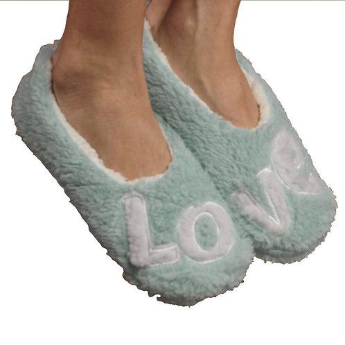 Lots of 'Love' Footsies
