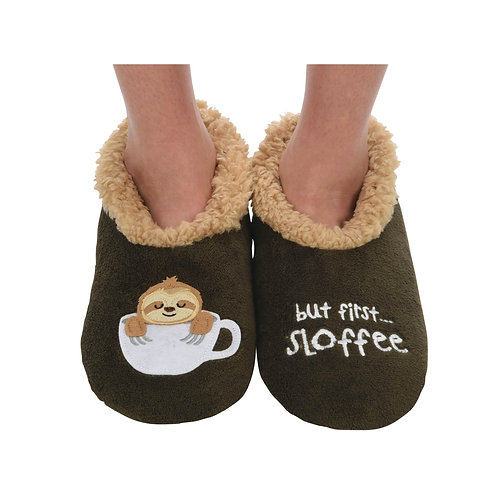 But First, Sloffee Adult Snoozies