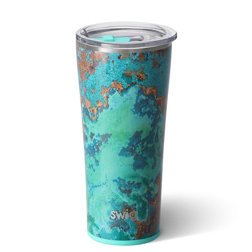 Copper Patina 22oz Swig Tumbler