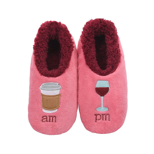 AM/PM Coffee & Wine Adult Snoozies
