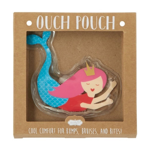 Mermaid Ouch Pouch! Gel Ice Pack