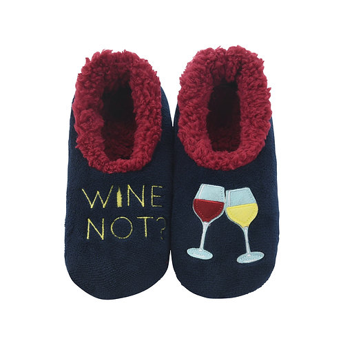 Wine Not? Adult Snoozies