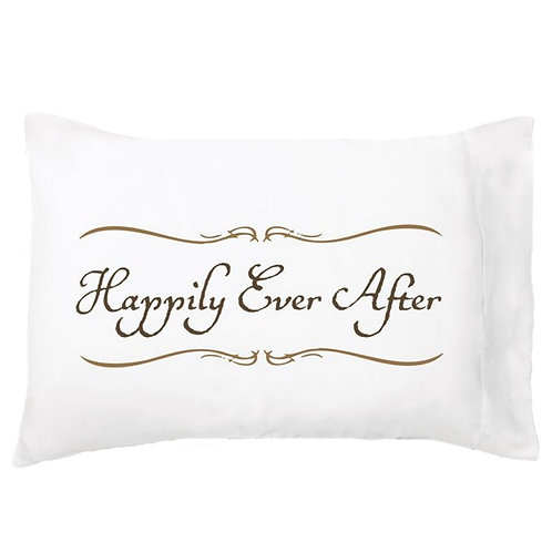 'Happily Ever After' Dreamy Pillowcase - Single
