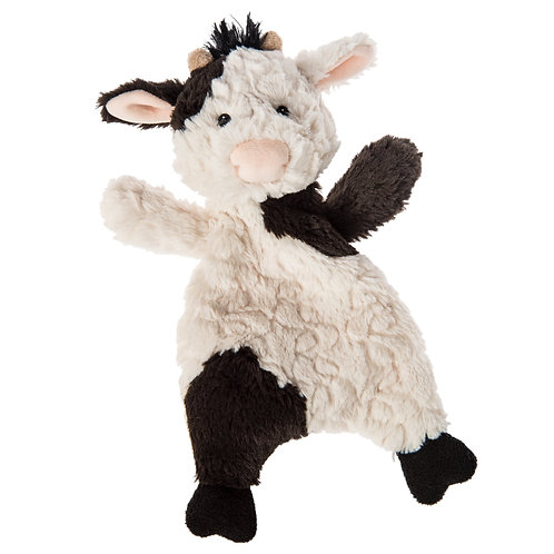 Putty Nursery Cow Lovey 11″